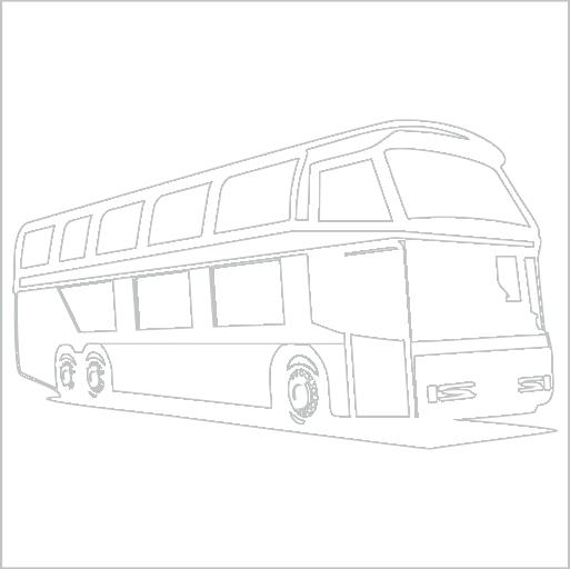 Samolepka Autobus