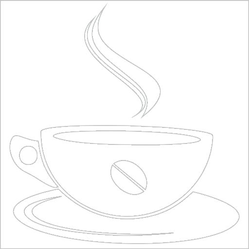 Samolepka Šálek kávy