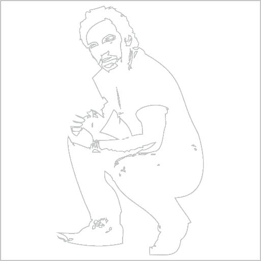 Samolepka Bruce Springsteen