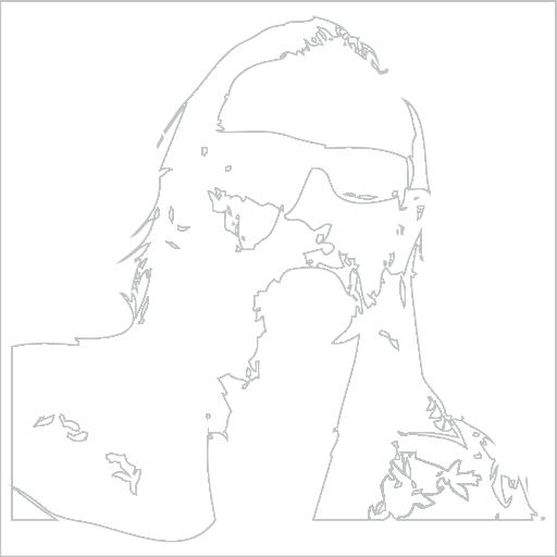 Samolepka Lemmy Kilmister