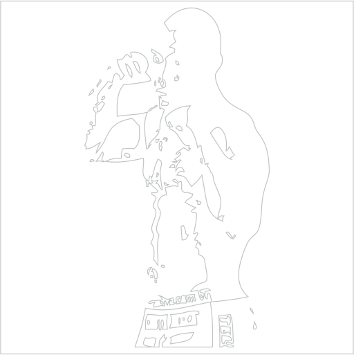 Samolepka Boxer