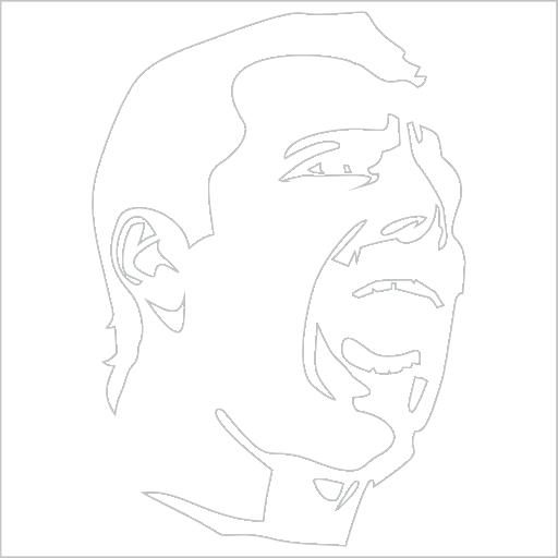 Samolepka Freddie Mercury