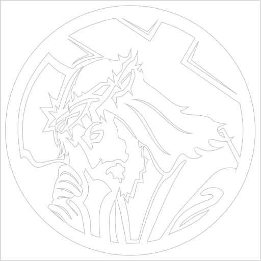 Samolepka Jesus