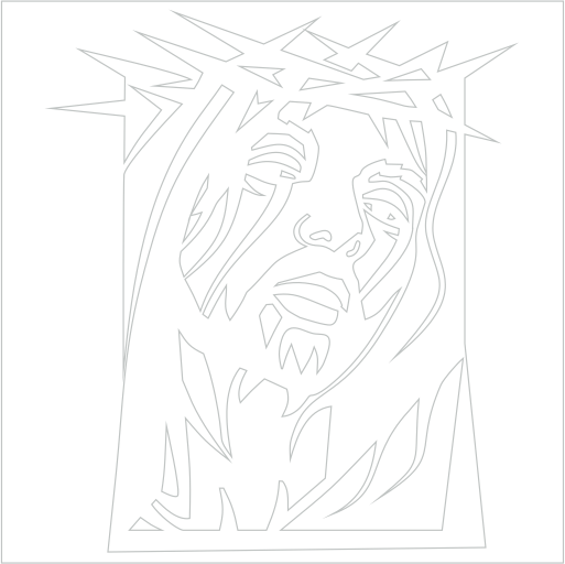 Samolepka Jesus - zvìtšit obrázek