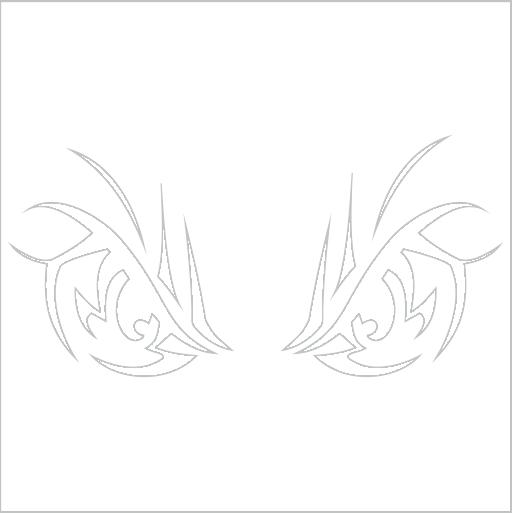 Samolepka Oèi