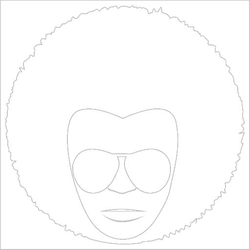 Samolepka Afro