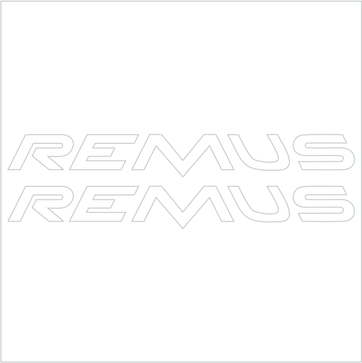 Samolepka na dveøe Remus - zvìtšit obrázek