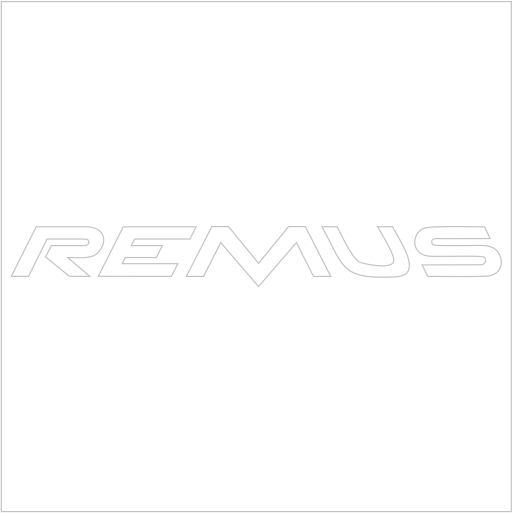Samolepka na zadní sklo Remus