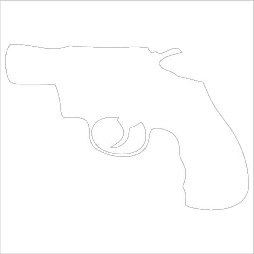 Samolepka Pistole - zvìtšit obrázek