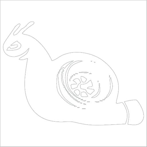 Samolepka Turbo šnek - zvìtšit obrázek