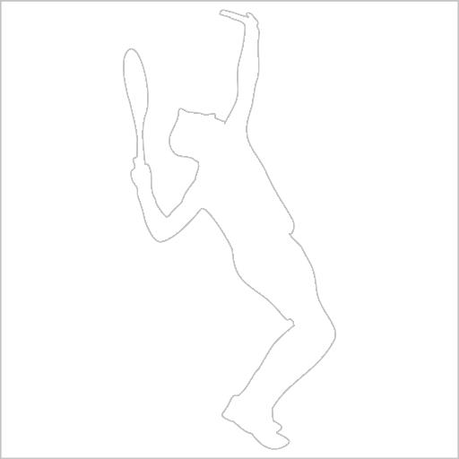 Samolepka Tenista - zvìtšit obrázek