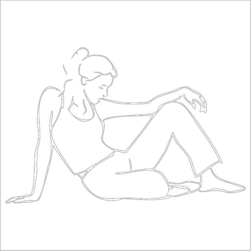 Samolepka Fitness - zvìtšit obrázek