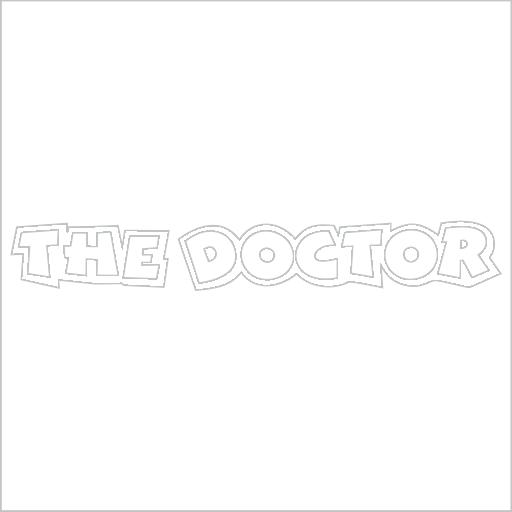 Samolepka Rossi doctor