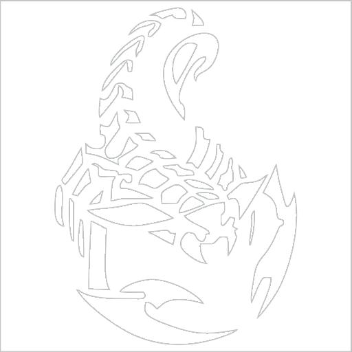 Samolepka Škorpion - zvìtšit obrázek