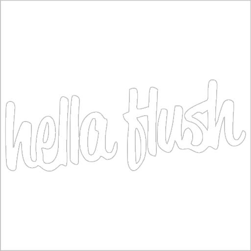 Samolepka Hella hush - zvìtšit obrázek