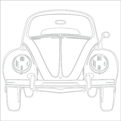 Samolepka VW Brouk - zvìtšit obrázek