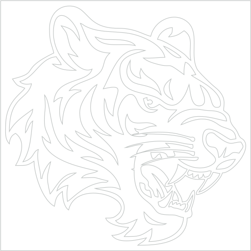 Samolepka Tygr - zvìtšit obrázek