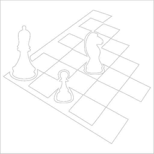 Samolepka Šachy