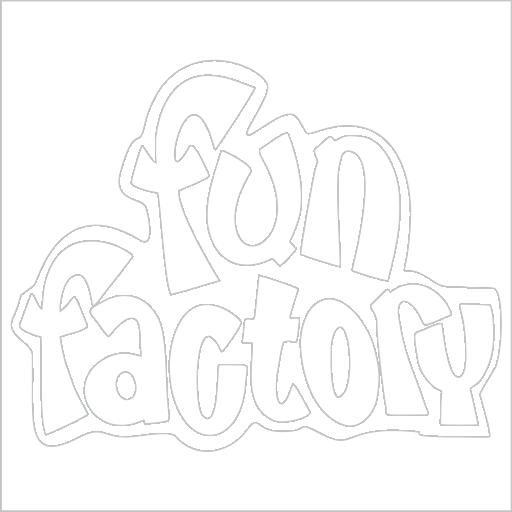 Samolepka Fun factory