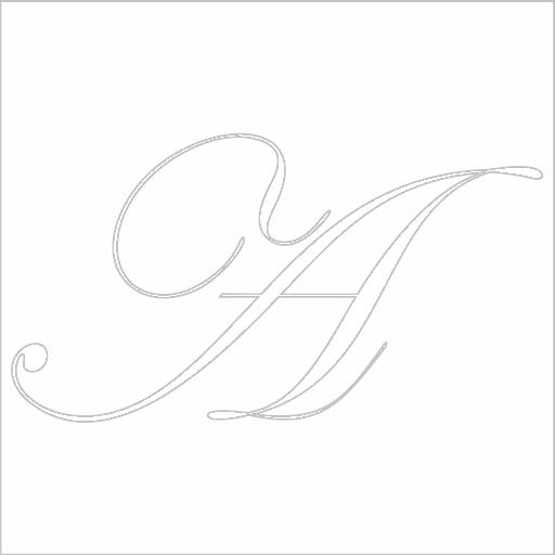 Samolepka Písmeno A - zvìtšit obrázek