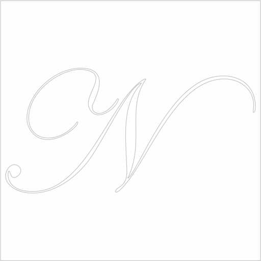 Samolepka Písmeno N - zvìtšit obrázek