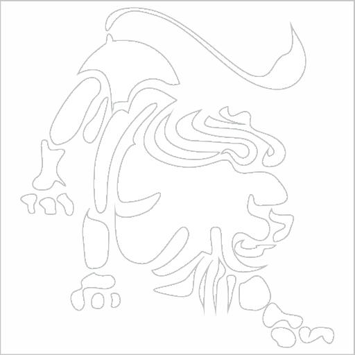 Samolepka horoskop Lev - zvìtšit obrázek
