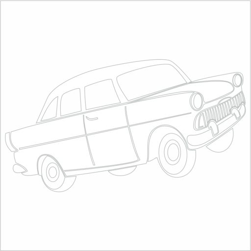 Samolepka Auto