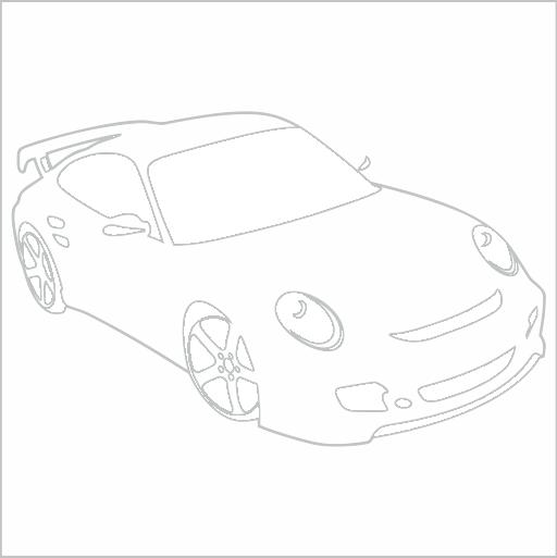 Samolepka Auto Porsche