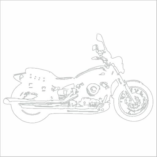 Samolepka Yamaha XVS 650