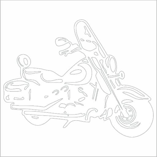 Samolepka Motorka - zvìtšit obrázek