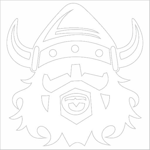 Samolepka Viking
