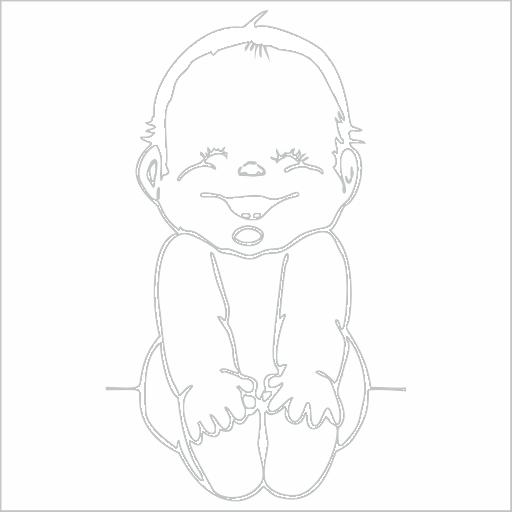 Samolepka Dítì v autì - zvìtšit obrázek