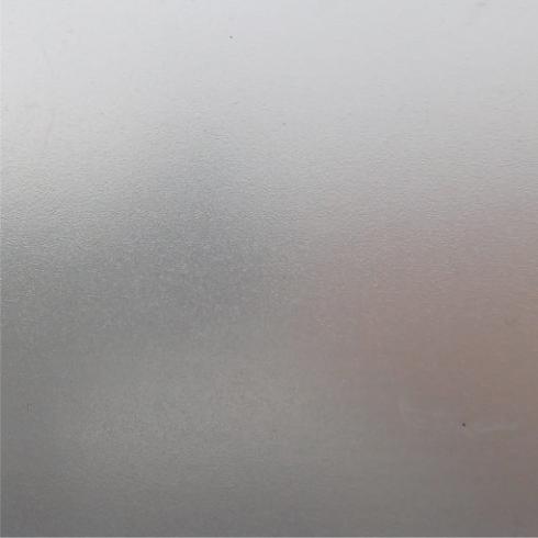 Plotrová PVC fólie translucentní pro dekoraci oken - Opal Frost