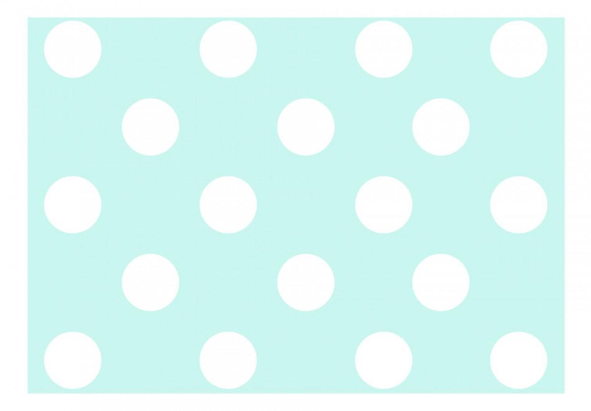 Dìtská fototapeta S puntíky 2 - zvìtšit obrázek