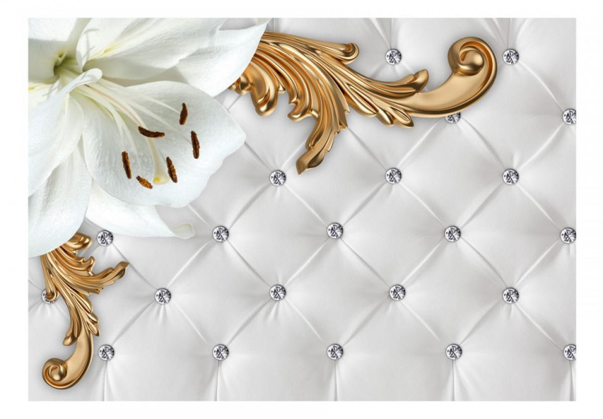 3D tapeta Královská lilie