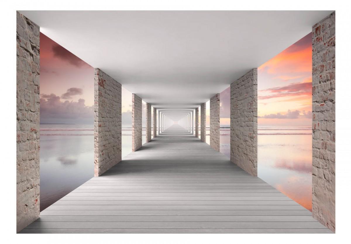3D tapeta Nebeská cesta 3