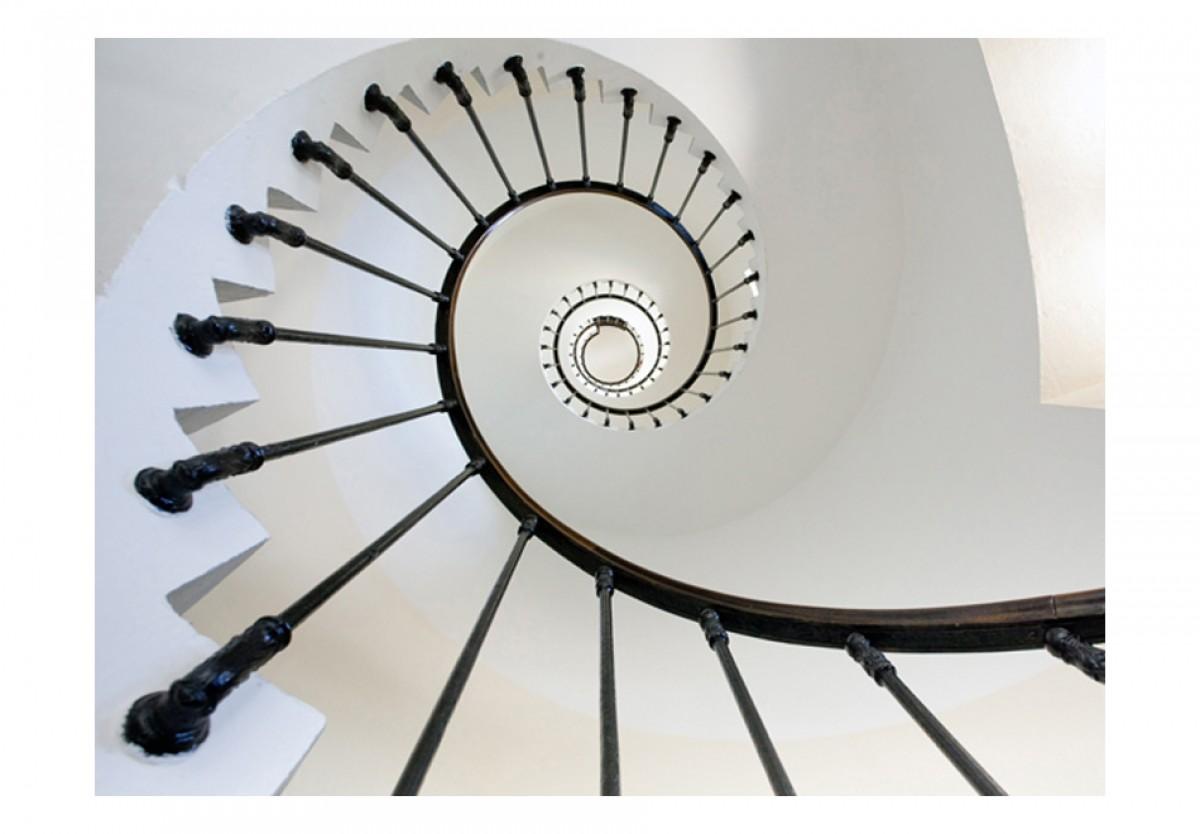 3D tapeta Toèité schody