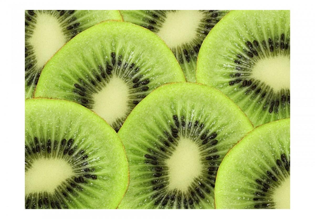 3D tapeta Kiwi