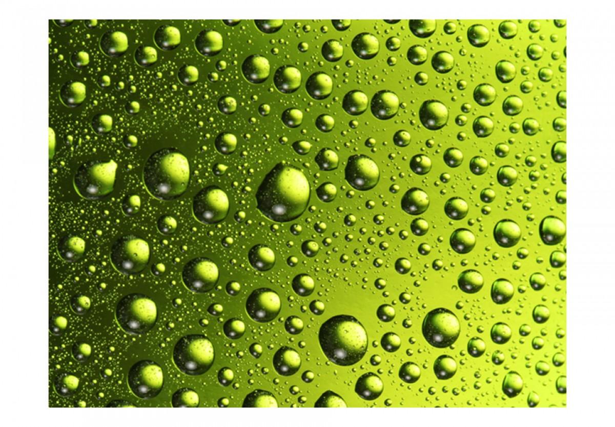 3D tapeta Kapky vody - zvìtšit obrázek
