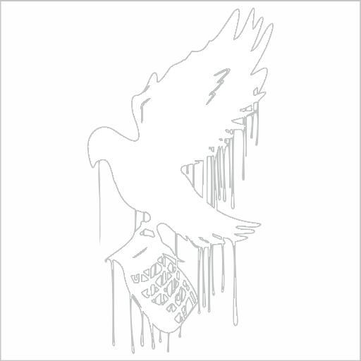 Samolepka Hollywood Undead - zvìtšit obrázek