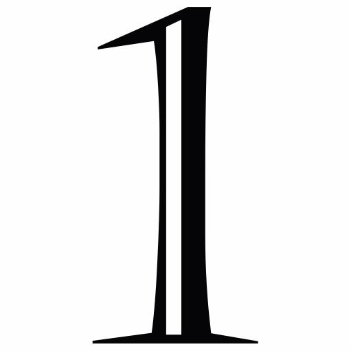 Nažehlovací èíslo na dres - 1 - Castellar - zvìtšit obrázek