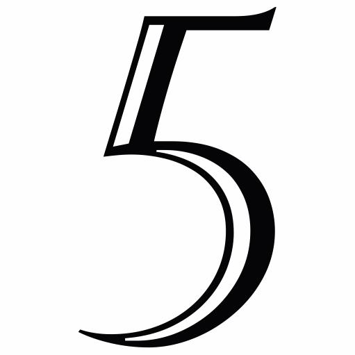 Nažehlovací èíslo na dres - 5 - Castellar