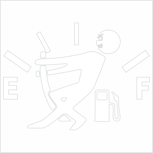 Samolepka No Fuel