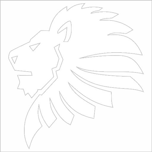 Samolepka Lev