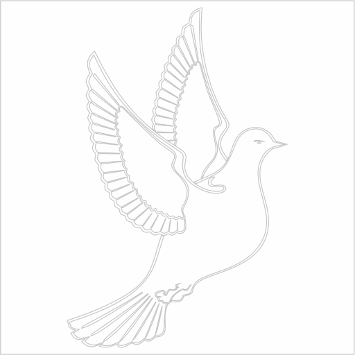 Samolepka Holubièka - zvìtšit obrázek
