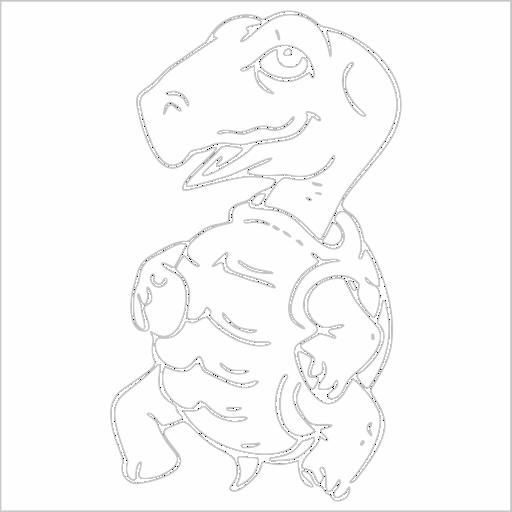 Samolepka Želva - zvìtšit obrázek