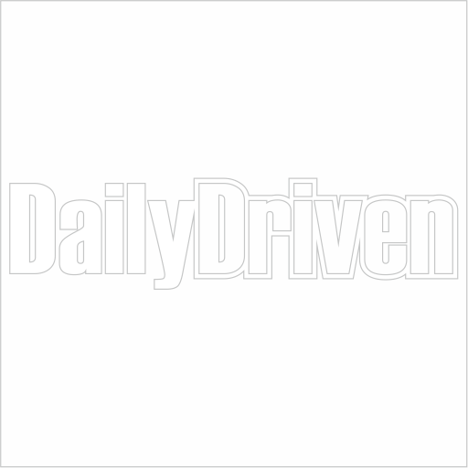 Samolepka Daily Driven