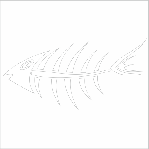 Samolepka Ryba - zvìtšit obrázek