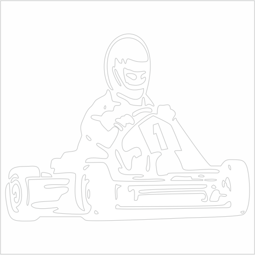 Samolepka Motokára - zvìtšit obrázek