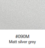Wrap folie ORACAL 970 RA - silver grey  mat metallic